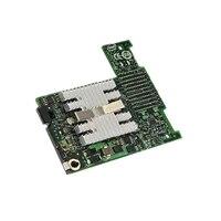Intel X520-KR2 - Nätverksadapter - 10Gb Ethernet x 2 - för PowerEdge M820, M910, M915