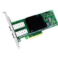 Dell med Dubbel portar Intel X710, 10Gb DA/SFP+, + I350 1Gb Ethernet Nätverksadapter