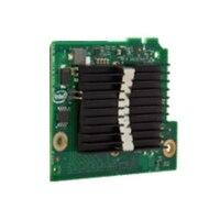 Dell Dubbel portar 10 Gigabit Intel X710 KR Blade -nätverksdotterkort, installeras av kunden