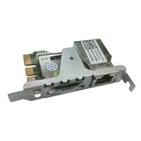 Dell iDRAC7 Port Card - Adapter för administration på distans - 1000Base-T x 1 - för PowerEdge R320, R420, R420xr, R520