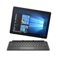 Dell Travel Keyboard - Tangentbord - svart och grå - för Latitude 12 5285