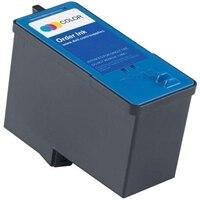 Färg bläckkassett med hög kapacitet: Dell Foto 966, 968