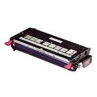Dell - 3130cn - Magenta  - tonerkassett med högupplösta kapacitet  - 9 000 sidors