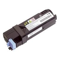 Dell - 2130cn - Gula - tonerkassett med högupplösta kapacitet  - 2 500 sidors