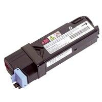 Dell - 2130cn - Magenta  - tonerkassett med högupplösta kapacitet  - 2 500 sidors