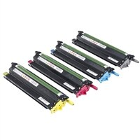 Dell Imaging Drum Kit - 1 - svart, gul, cyan, magenta - valsenhet
