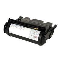 Dell extra högupp svart tonerkassett med kapacitet för Dell laserskrivare 5310n