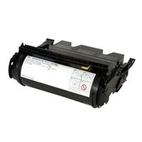 Dell extra högupplösta kapacitet svart använd och återlämna tonerkassett för Dell laserskrivare 5310n - 30,000 sidors