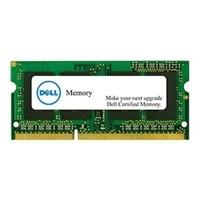 Dell 1 GB certifierad minnesmodul –  SODIMM 333 MHz
