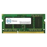Dell minnesuppgradering - 8GB - 2RX8 DDR3L SODIMM 1600MHz