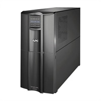 APC Smart-UPS 2200 LCD - UPS - AC 230 V - 1.98 kW - 2200 VA - RS-232, USB - 9 Utgång(ar) - svart