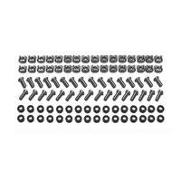 APC M6 Hardware Kit - Skruvar, muttrar och mellanläggsbrickor för rack