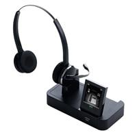 Jabra PRO 9465 DUO - Headset - på örat - trådlös - DECT