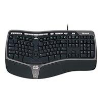 Microsoft Natural Ergonomic Keyboard 4000 - Tangentbord - USB - Nordiska länderna
