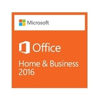 Microsoft Office Home and Business 2016 - Licens - 1 PC - ESD - Win - All Languages
