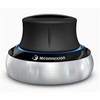 3Dconnexion SpaceNavigator - 3D mouse - 2 knappar - kabelansluten - USB