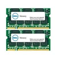 Dell - DDR3L - 16 GB - SO-DIMM 204針 - 1600 MHz / PC3L-12800 - 1.35 V - 無快取 - 非 ECC -用於 Inspiron 15 5547, 30XX, 3646, 5348, 5458; Latitude E5450, E5550; OptiPlex 3020, 90XX