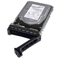 Dell 10,000 RPM 自我加密的 NLSAS 硬碟 12 Gbps 2.5 吋 熱插拔硬碟, 3.5吋 混合式托架 FIPS140-2, CusKit - 1.8 TB