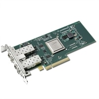 Kit - I/O Card, iSCSI, 10GB, 2 Ports, Optical, PCI-E, 低矮型