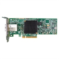 Dell LSI 12GB SAS 9300-8e 光纖通道主機匯流排配接卡, 雙端口, Customer Kit
