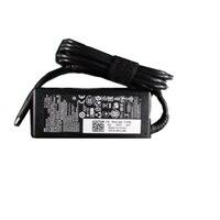 Dell 65 瓦3插式交流整流器,附 6 英呎電源線
