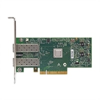 Dell Mellanox Connect X3 雙端口 10 Gigabit Direct Attach/SFP+ 伺服器乙太網路網路配接卡 - 全高