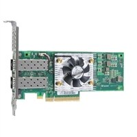 Dell QLogic FastLinQ QL45212-DE低矮型雙端口25GbE SFP28配接卡