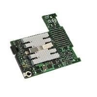 Dell 英特爾乙太網路 X520 10GbE 雙端口  I/O KX4-KR 夾層卡