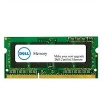 Dell 記憶體升級版 - 4GB - 1Rx8 DDR3 SODIMM 1600MHz