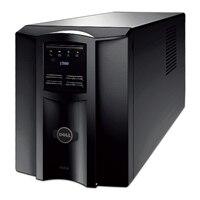 Dell Smart-UPS 1500VA LCD - UPS - AC 230 V - 1000 瓦 - 1500 VA - RS-232, USB - 輸出連接器: 8 - 黑