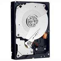 Dell 15,000RPM SAS 12Gbps 4Kn 2.5in可熱插拔硬碟:600GB