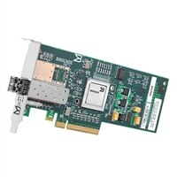 Dell Brocade 815 單連接埠 8GB 光纖通道 HBA (低矮型)