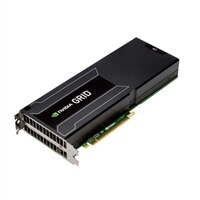 戴爾 Nvidia Grid K2A 8GB GDDR5 雙槽 顯卡