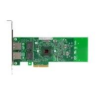 Dell Gigabit ET 低矮型四連接埠伺服器配接卡 Cu PCIe x4 - 套件