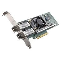 Dell QLogic 57810 雙端口 10 Gb DA/SFP+ Converged 網路配接卡 - 低矮型裝置