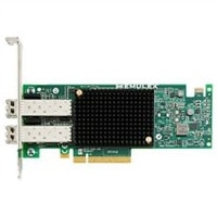 Dell Emulex OneConnect OCe14102B-U1-D 雙端口 10 Gigabit 伺服器配接卡乙太網路 PCIe 網路介面卡