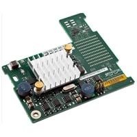 Dell QLogic 57810-k, 雙端口, 10 Gigabit KR, Mezz, Customer Kit