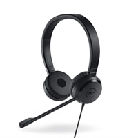 Dell Pro Stereo Headset UC350 - 耳麥 -帶 3 years Advanced Exchange Service