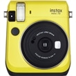 Fujifilm Instax Mini 70 - Instant camera - lens: 60 mm - canary yellow