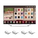 "LG 60LA7400 60"" 3D LED Smart HDTV"
