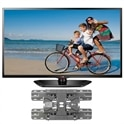"LG 42LN5300 42"" 1080p LED HDTV Bundle"