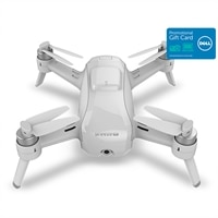Yuneec Breeze Compact 4K Quadcopter Drone + Extra Battery + $150 Dell eGift Card