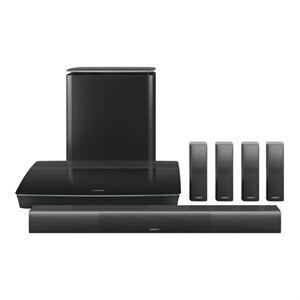 bose v20. bose lifestyle 650 - speaker system for home theater 5.1-channel wireless black v20 t