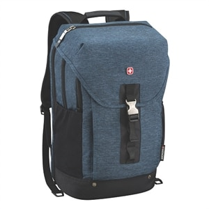 swissgear apastron notebook carrying backpack 16 inch navy denim dell united states