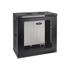 tripp lite 12u wall mount rack enclosure server cabinet wallmount 13inch depth cabinet 12u