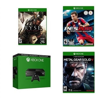 Microsoft Xbox One 500GB Console Bundle