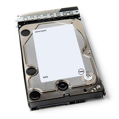 Dell 4TB 7.2K RPM SATA 6Gbps 512n 3.5in Hot-plug drive