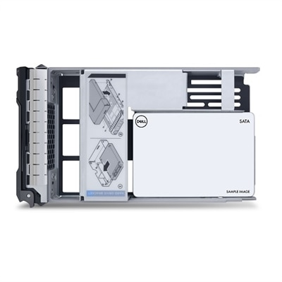 Dell 480GB SSD SATA Mix Use 6Gbps 512e 2.5in Drive in 3.5in Hybrid Carrier S4610