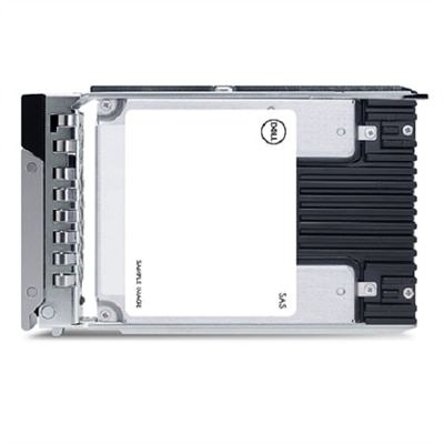 Dell 3.84TB SSD SAS Mix Use 12Gbps 512e 2.5in Drive FIPS-140 ,PM5-V