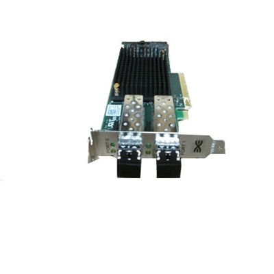 Emulex LPe31002-M6-D Dual Port 16Gb Fibre Channel HBA, Low Profile
